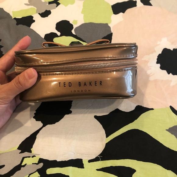 b3b73aeb49b67 M 5b8eb3d304ef50fe5a0d5e5b. Other Bags you may like. TED BAKER WOMEN S ROSAMM  COLOURBLOCK BOW WASH BAG
